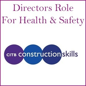 CITB Directors Role in Health & Safety
