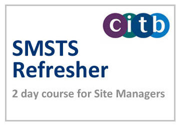 Extra Site Managers Refresher Course